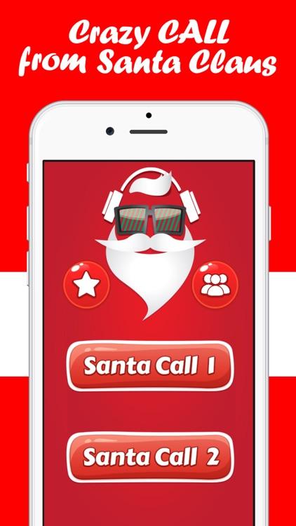 Crazy Call From Santa Claus - Fake Santa Talking screenshot-3