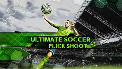 究極のサッカーフリックシュート - ワールドカップフリーキックのスクリーンショット1
