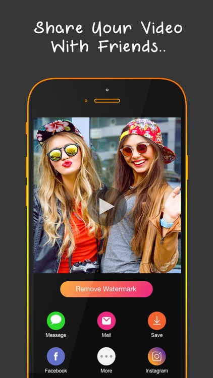 Music Video Maker - Video Editing, Video Recorder screenshot-3