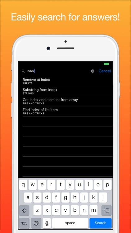 Code! Learn Swift Version screenshot-4