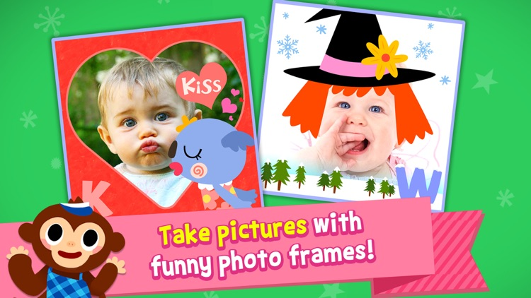 ABC Phonics: Songs, Tracing, Games and Photos! screenshot-4