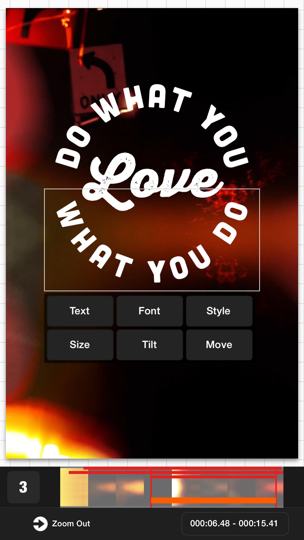 Vont - Text on Videos Screenshot
