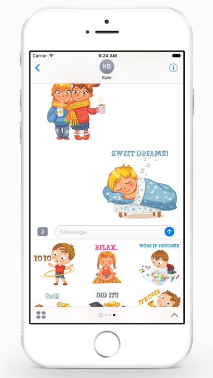 Back to School Sticker Pack screenshot-4