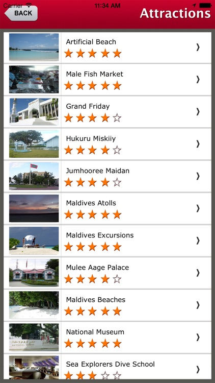 Maldives  Island Offline Travel Guide