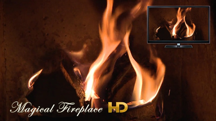 Magical Fireplace HD