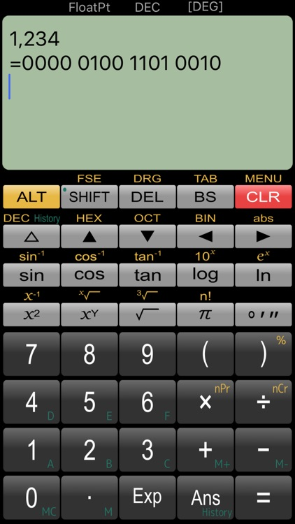 Panecal Plus Scientific Calculator screenshot-3