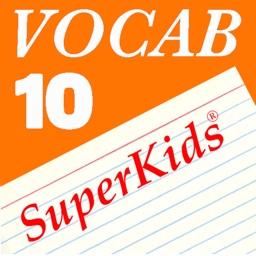 10th Grade Vocabulary