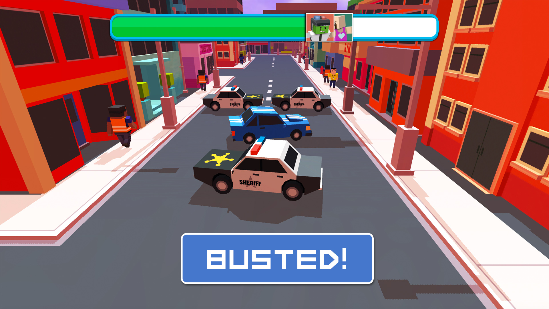 High Speed Police Chase! screenshot 15