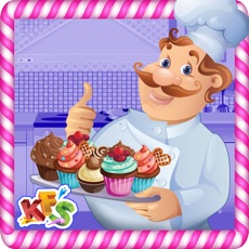 Activities of Cupcake Bakery – Crazy kitchen chef cake maker