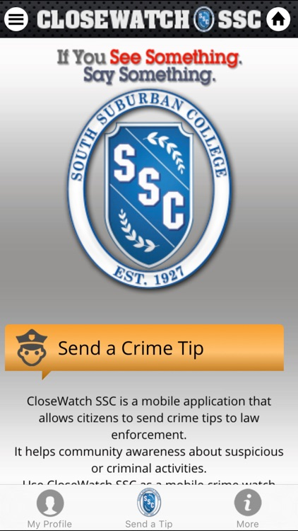 CloseWatch SSC
