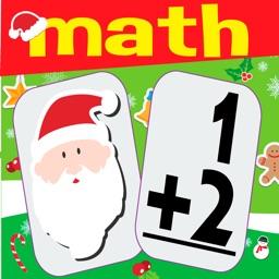 Kindergarten Smart Math - Christmas Number Games for Kids