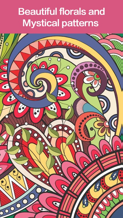 Adult Coloring Book Premium - Free Color Pages screenshot-3