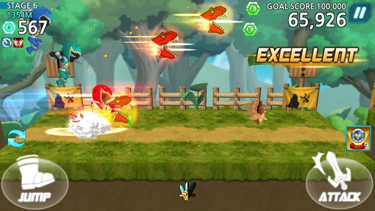 Power Rangers Dash (Saban) screenshot-3