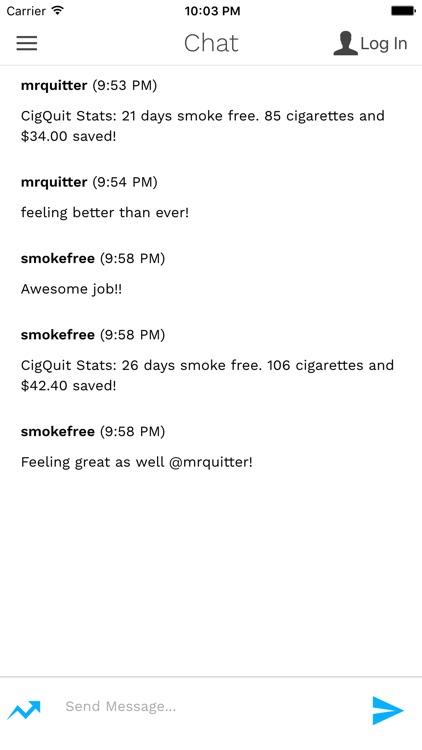 CigQuit Pro: Quit Smoking and Go Smoke Free