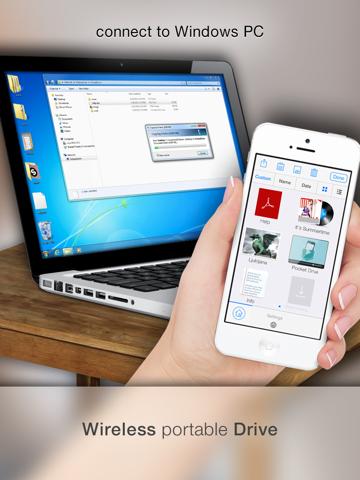 Pocket Drive + file manager Скриншоты8