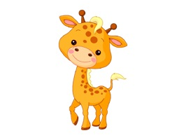 With Animals Sticker Pack you have access to a pack of great animals cartoon stickers especially for iMessage