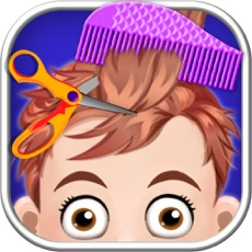 Activities of Hair Saloon - Kids Hair Saloon Game