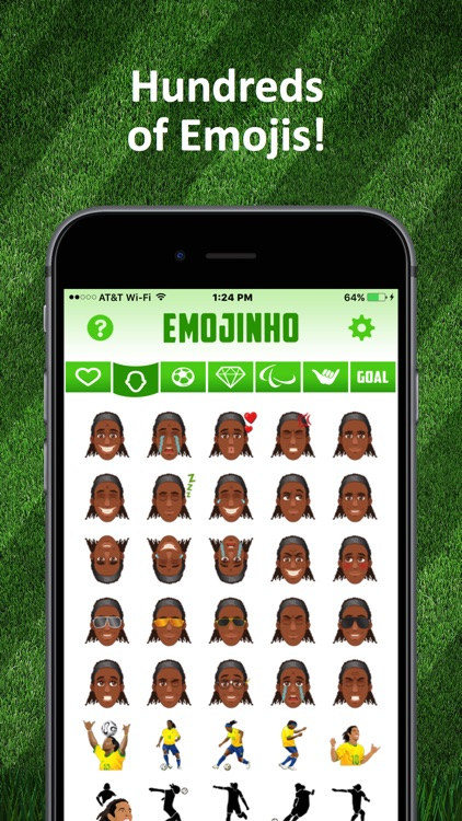 Emojinho by Ronaldinho screenshot-1