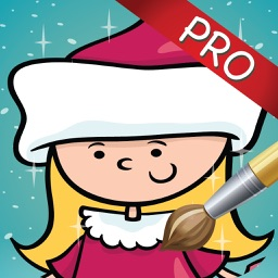 Christmas Coloring Book Santa Claus Xmas for kids