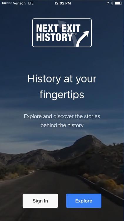 Next Exit History