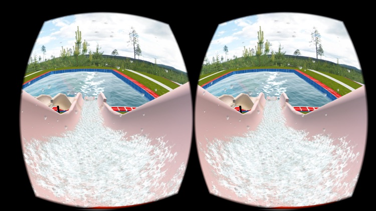 VR Water Park:Water Stunt & Ride For VirtualGlasse screenshot-4