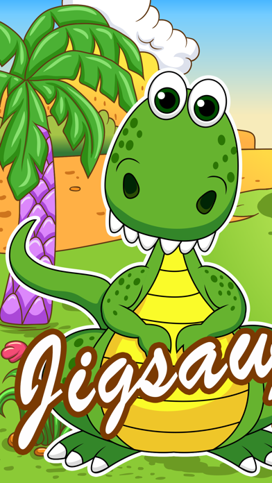 king dinosaur park train a to z easy kid puzzle