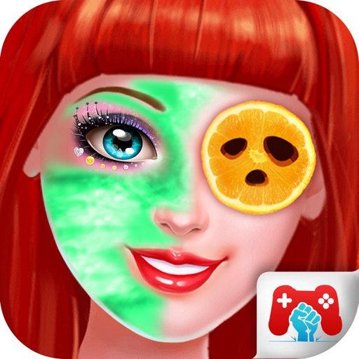 Halloween Scary Girl Makeover
