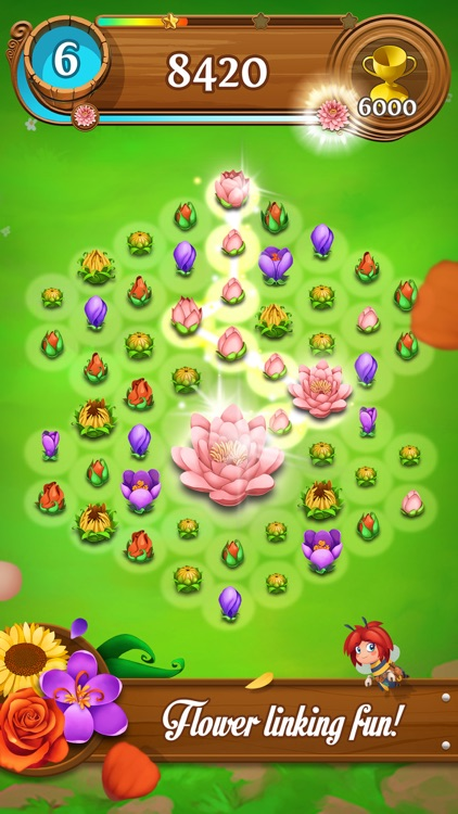 Blossom Blast Saga screenshot-1