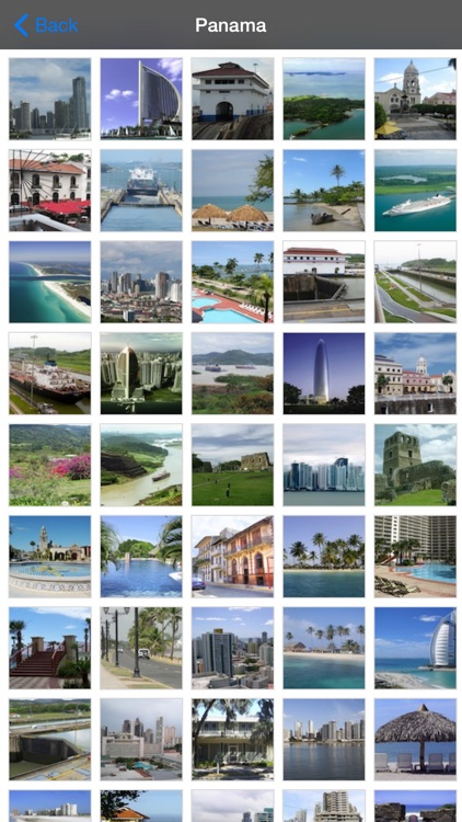 Panama Offline Map Travel Guide screenshot-4