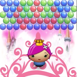 Little Princess Bubble Shooter for Kids
