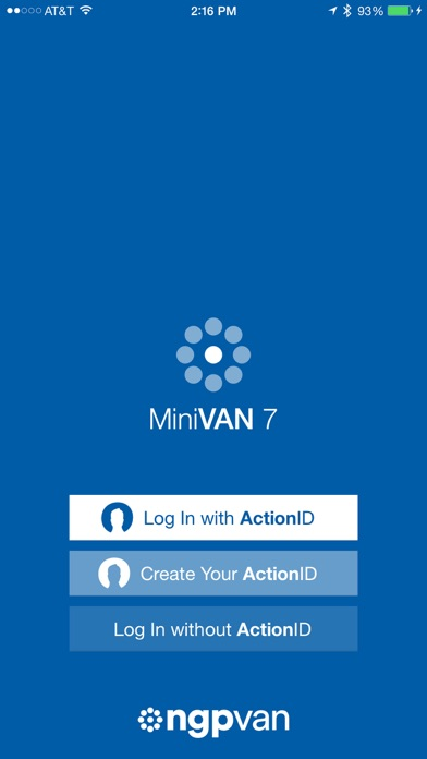 Minivan Touch review screenshots
