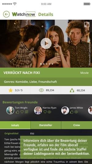 Watchnow Guide TV & Streaming Screenshot