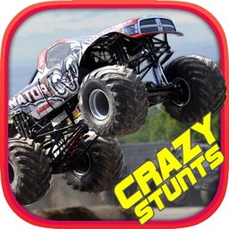 4x4 Monster Truck Crazy Stunts 3D