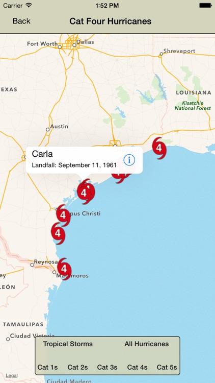 Texas Hurricanes screenshot-4