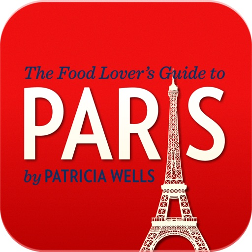 The New Food Lover's Guide to Paris app logo