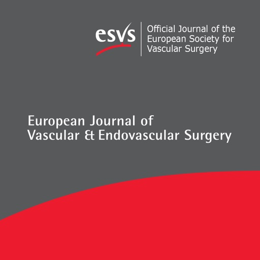 European Jrnl of Vascular and Endovascular Surgery icon