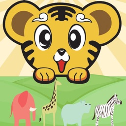 Zoo Animals My First English Learning Flash Cards