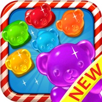 Codes for Candy Gummy Bears - For match 3 candy drop puzzle Hack