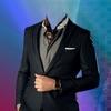 Men's Suit Photo Montage