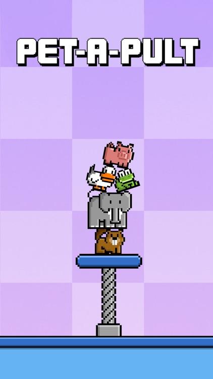Pet-A-Pult - Pixel Challenge screenshot-4
