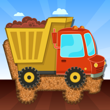Kids Car, Trucks & Construction Vehicles - Puzzles