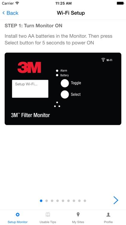 3M Filter Monitor screenshot-3