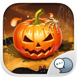 Halloween Emoji Stickers Keyboard Themes ChatStick
