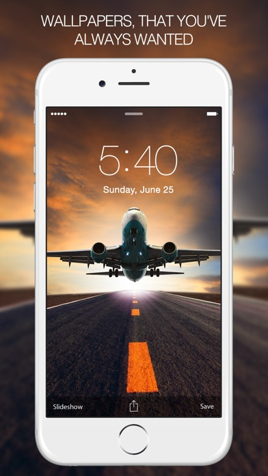 Aeroplane Wallpaper & Airplane Wallpapers by Floor Girls (iOS, United States) - SearchMan App Data & Information