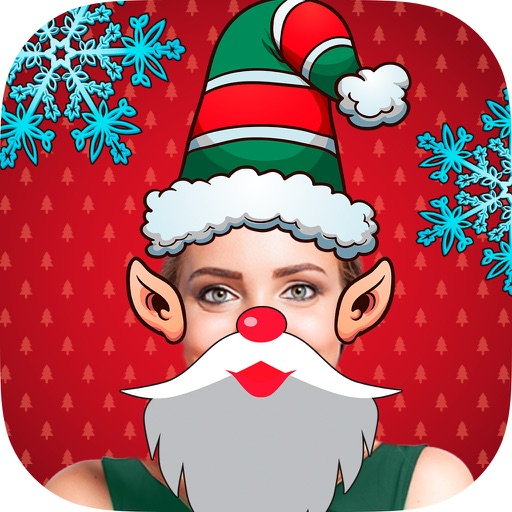 Snap Christmas Funny Face Filters Landay Apps