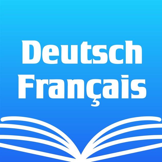 dictionnaire allemand fran ais traducteur gratuit dans l app store. Black Bedroom Furniture Sets. Home Design Ideas