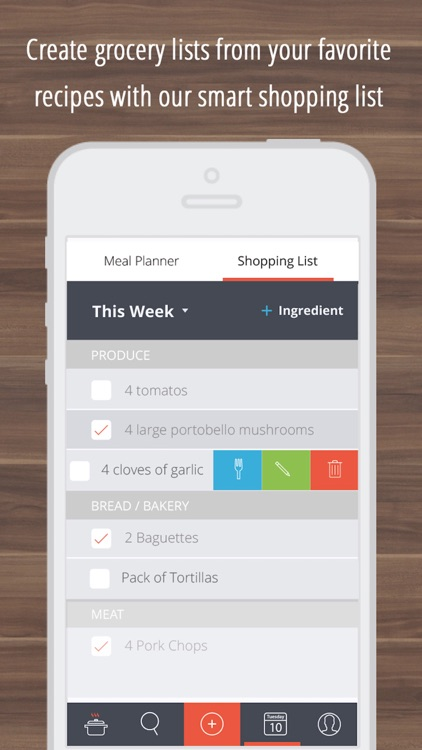 RecipeCloud - The Best Recipe Organizer screenshot-4