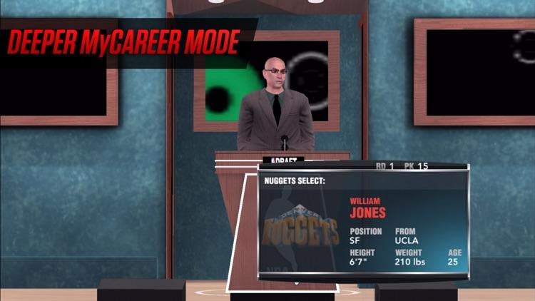 NBA 2K17 app image