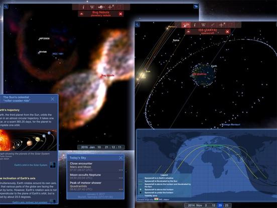 Redshift - Astronomy Screenshots