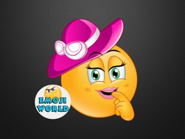 Flirty Emojis - Beach Love Stickers